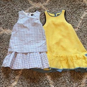 Lot of 2 Victoria Beckham for Target dresses